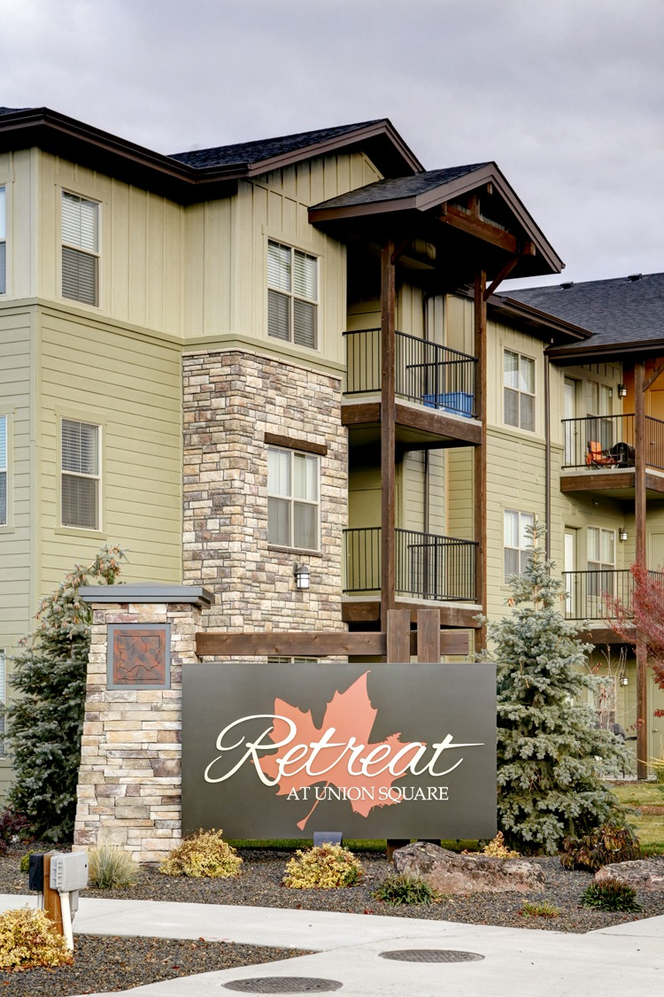 The Retreat at Union Square, Boise, Idaho