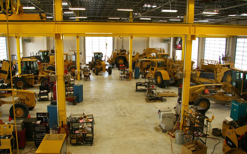 Western States Equipment Meridian, ID Interior