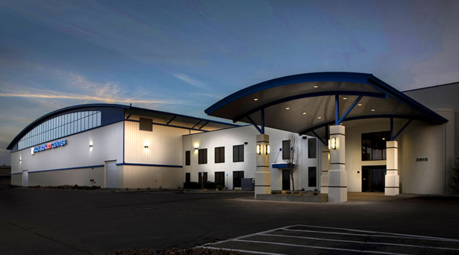 Jackson Jet Center Exterior