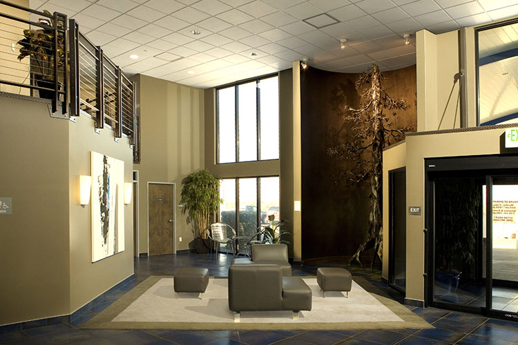 Jackson Jet Center Lobby