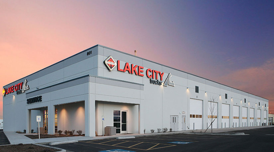 Lake City International Exterior