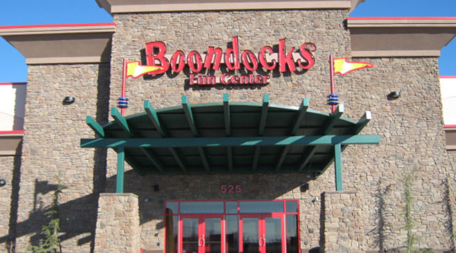 Boondocks Family Fun Center Exterior