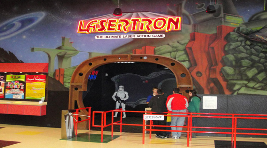 Boondocks Family Fun Center Laser Tag
