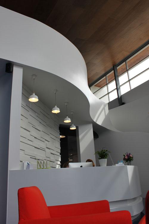Kelson Orthodontics Lobby, Meridian, ID