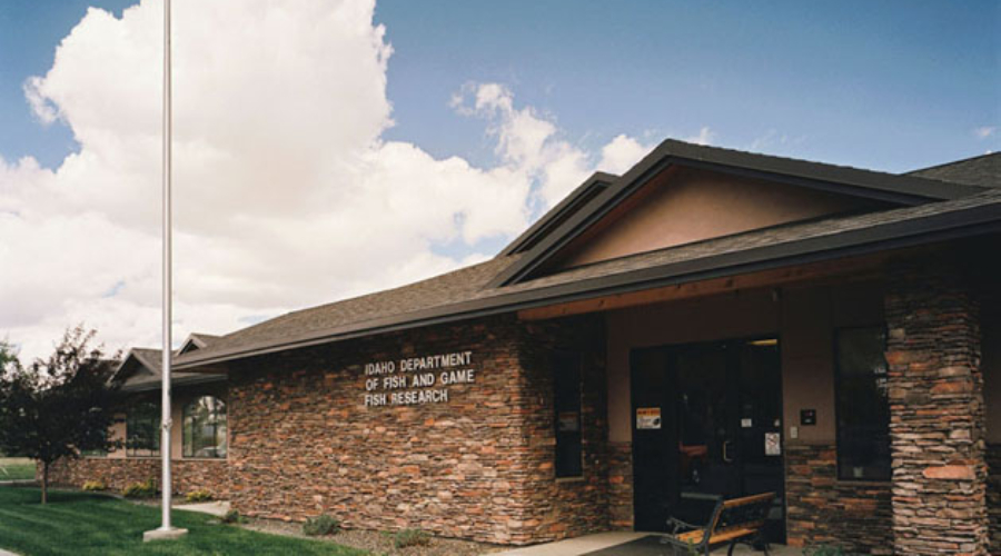 Idaho Fish & Game Fisheries Research Center, Nampa, ID