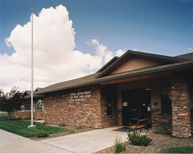 Idaho Fish & Game Fisheries Research Center, Nampa, ID