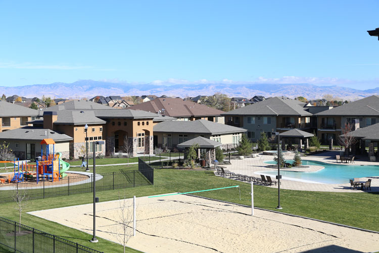 Idaho Springs Apartments